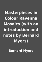 Masterpieces in Colour Ravenna Mosaics (with…