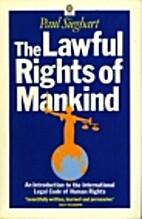 The Lawful Rights of Mankind: An…