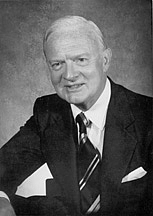 Author photo. Harry F. Byrd, Jr. ~ U.S. Senate Historical Office