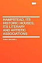 Hampstead by Anna Maxwell