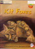 Kit Foxes (leveled SCIENCE 3) by Jennifer…