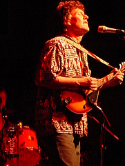 Author photo. Photo by <a href=&quot;http://groups.msn.com/scottfisher/stevewinwood.msnw&quot;>Scott Fisher,</a>  Knoxville, Tennessee , 2005