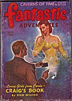Fantastic Adventures July '43 featuring…