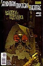 Sandman Mystery Theatre: Sleep of Reason # 4