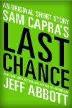Sam Capra's Last Chance by Jeff Abbott