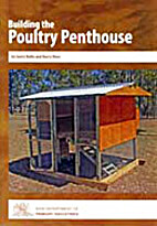 Building the poultry penthouse by Gerry…
