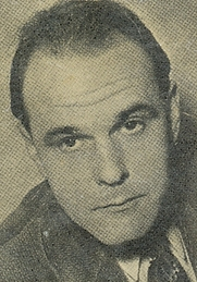 Author photo. Book cover (1961)