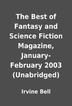 The Best of Fantasy and Science Fiction…