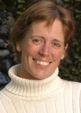Author photo. Courtesy of Nancy Carlson