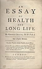 An Essay of Health and Long Life by George…