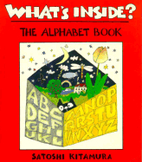 Whats Inside: The Alphabet Book by Satoshi…