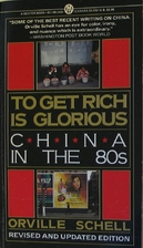 To Get Rich is Glorious China in the 80's by…