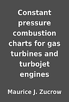 Constant pressure combustion charts for gas…