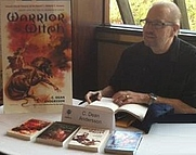 Author photo. By Christopher Fulbright - Christopher Fulbright took this photograph at FenCon in Dallas, Texas, in September 2012, of me signing my books at the autograph table. Christopher Fulbright then later gave me this photograph to use as I wished., Public Domain, <a href=&quot;https://commons.wikimedia.org/w/index.php?curid=24275880&quot; rel=&quot;nofollow&quot; target=&quot;_top&quot;>https://commons.wikimedia.org/w/index.php?curid=24275880</a>