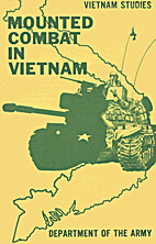 Mounted Combat in Vietnam by Donn A. Starry