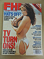 FHM USA # 5 2000 October