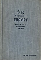 Key Pocket Guide to Europe by Charles…