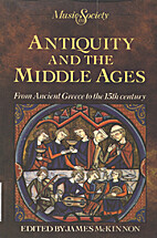 Antiquity and the Middle Ages: From Ancient…