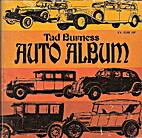 Auto Album by Tad Burness