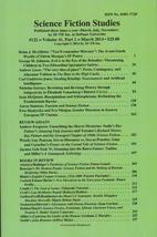 Science fiction studies, #122 = Volume 41,…