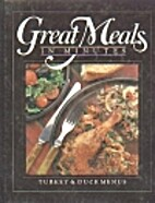 Time-Life Great Meals in Minutes: Turkey &…