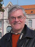 Author photo. Prof Dr Henning Haeupler