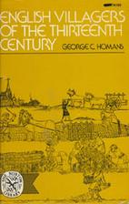 English Villagers of the Thirteenth Century…