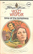 Time of the Temptress by Violet Winspear
