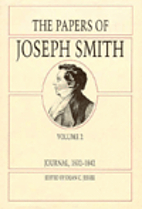 Papers of Joseph Smith, Vol. 2 by Joseph…