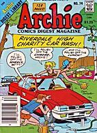 Archie Comics Digest No. 074 by Archie…