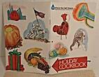 Holiday cookbook by Atlanta Gas Light…