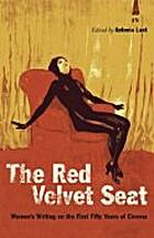 Red velvet seat : women's writings on the…