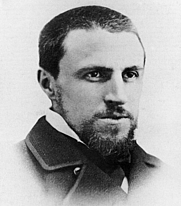Author photo. Gustave Caillebotte circa 1878