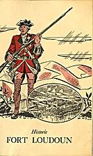 Historic Fort Loudoun by Paul Kelley