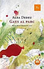 Gats al parc by Alba Dedeu