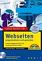 Jetzt lerne ich Webseiten programmieren und…