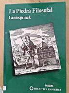 La piedra filosofal by Lambsprinck