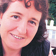Author photo. Sally Grainger