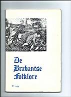 DE BRABANTSE FOLKLORE NUMMER 149