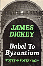 Babel to Byzantium: Poets and Poetry Now by…