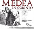 Medea In Corinto by Simon Mayr