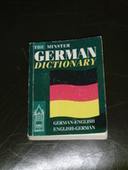 The Minster German Dictionary