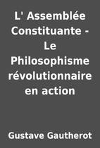 L' Assemblée Constituante - Le…