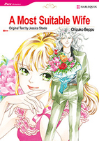 A Most Suitable Wife [Manga] by Chizuko…
