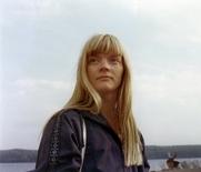 Author photo. Gun-Britt Sundström foto: Modernista