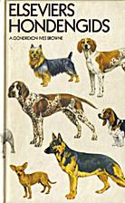 Elseviers hondengids met beschrijvingen van…
