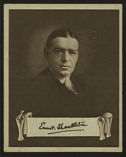 Author photo. Courtesy of the <a href=&quot;http://digitalgallery.nypl.org/nypldigital/id?1204242&quot;>NYPL Digital Gallery</a> (image use requires permission from the New York Public Library)