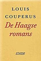 De Haagse romans by Louis Couperus