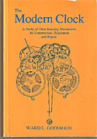 The Modern Clock: A Study of Time Keeping…