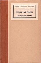 Cymru a'i phobl by Iorwerth C. Peate